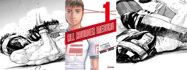 Manga MMA : All Rounder Meguru