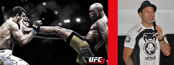 UFC Undisputed 3: L'avant-première  !!