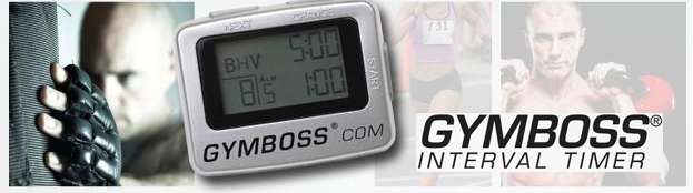 Gymboss Interval Timer : Le Test
