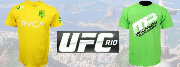 UFC 142 RIO