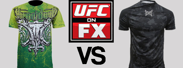 UFC on FX Walkout T-Shirts