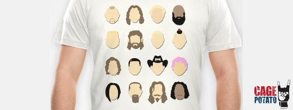T-Shirt CagePotato