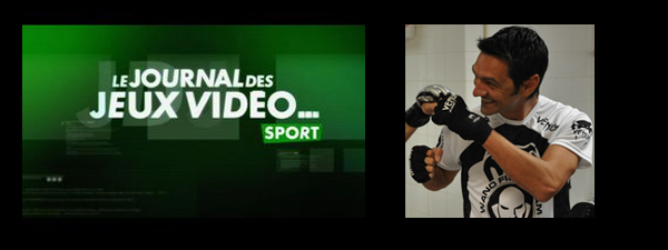 Le JDJV Sport : Coulisses du reportage UFC Undisputed 3