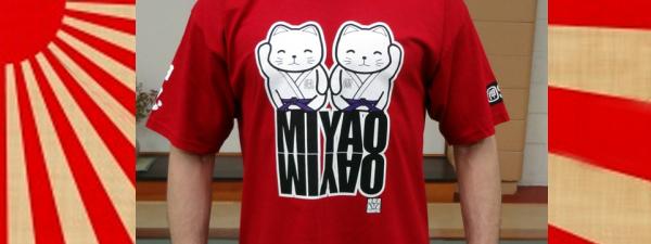 Miyao Miyao Signature t-shirt