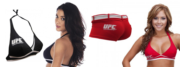 Uniforme UFC Octagon Girls