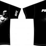UFC undisputed 3 t shirt