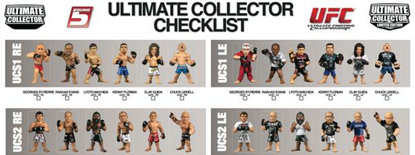 Figurines Round 5 Checklist