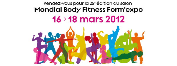 Mondial Body Fitness 2012