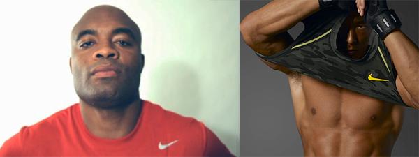 Nike & le MMA