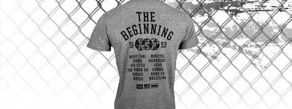 UFC 1 t-shirt