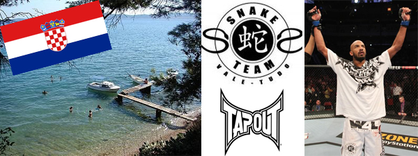 Snake Team Tapout Summer Camp