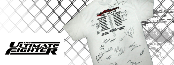 T-Shirt The Ultimate Fighter Saison 1 Finale