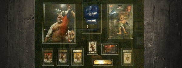 Ultimate FEDOR EMELIANENKO Collection Show Box