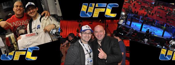 Reportage photos UFC On Fuel TV 2 Stockholm – Partie 2/2