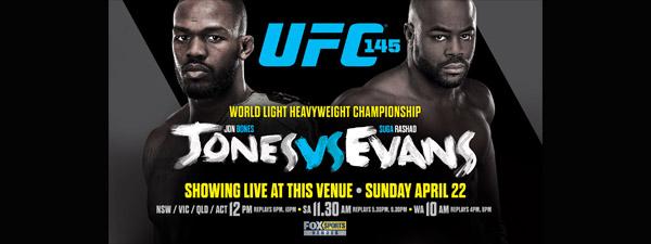 UFC 145 : Musiques d'entrée des combattants