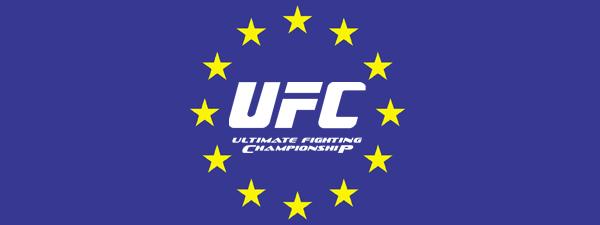 L'UFC en Europe