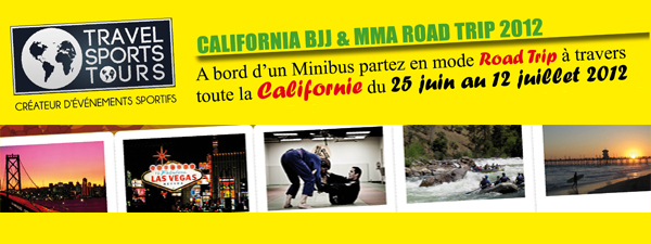 California BJJ & MMA Road Trip 2012