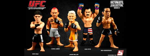 Figurines Round 5 Ultimate collector series 9
