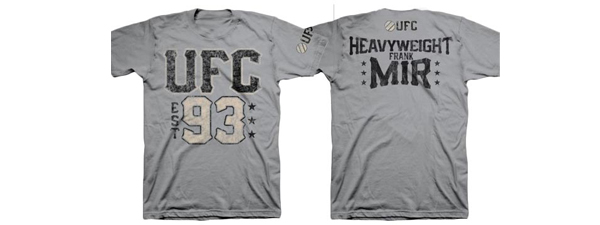 T-shirt Frank Mir UFC 146