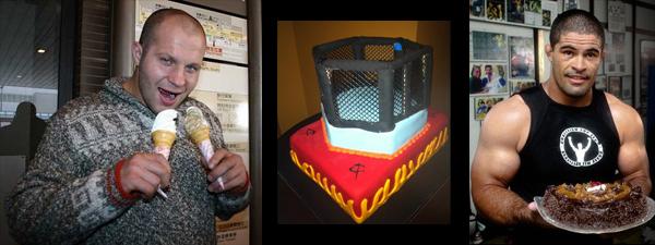 Gâteaux MMA
