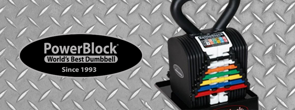 Kettlebell powerblock