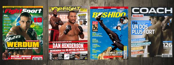 La revue de presse de Globe-MMA (juin 2012)
