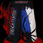 Spider Instinct FightShort MMA French Fighter