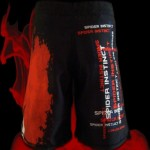Spider Instinct FightShort MMA French Fighter 2