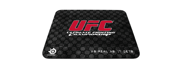 Tapis Souris UFC Steelseries bannire