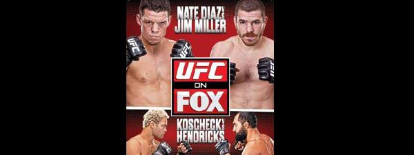 UFC on Fox 3 : Musiques d'entrée des combattants
