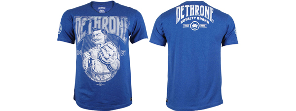 "T-Shirt Dethrone ""Since Day One"""