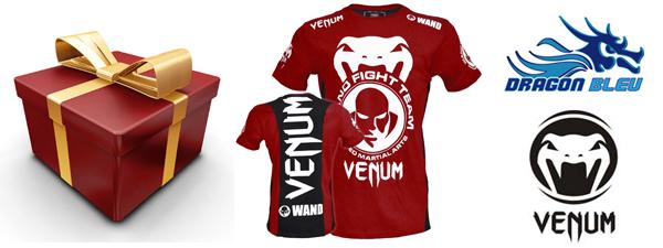 Jeu Concours spécial finale du TUF Brasil UFC 147 : Les gagnants