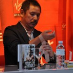 Interview Saruwatari Virgin Megastore Paris Tough Free Fight (15)
