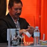 Interview Saruwatari Virgin Megastore Paris Tough Free Fight (16)