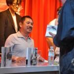 Interview Saruwatari Virgin Megastore Paris Tough Free Fight (18)