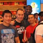 Interview Saruwatari Virgin Megastore Paris Tough Free Fight (37)