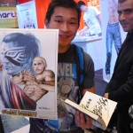 Interview Saruwatari Virgin Megastore Paris Tough Free Fight (38)