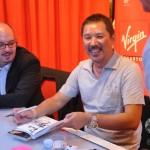 Interview Saruwatari Virgin Megastore Paris Tough Free Fight (43)