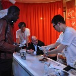 Interview Saruwatari Virgin Megastore Paris Tough Free Fight (44)