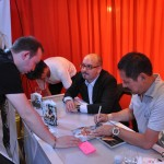 Interview Saruwatari Virgin Megastore Paris Tough Free Fight (48)