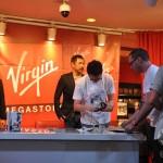 Interview Saruwatari Virgin Megastore Paris Tough Free Fight (5)