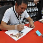Japan Expo 2012 Tough  Tonkam Saruwatari Globe-MMA (115)