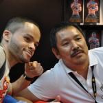 Japan Expo 2012 Tough  Tonkam Saruwatari Globe-MMA (134)
