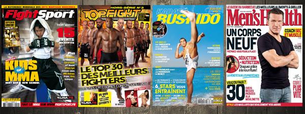 La revue de presse de Globe-MMA (juillet-août 2012)