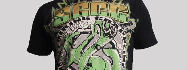 T-shirt Cobra vs Mongoose SGCC