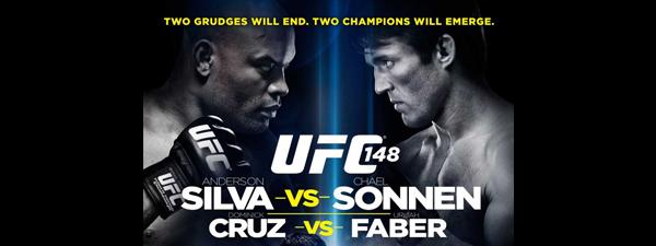 UFC 148 musiques