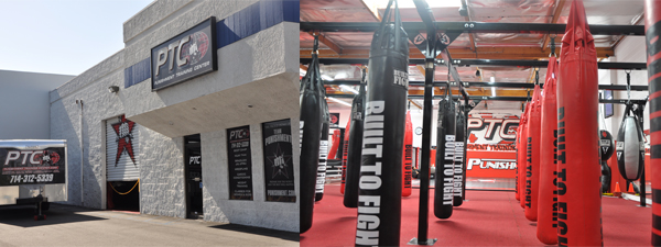 Punishment Training Center