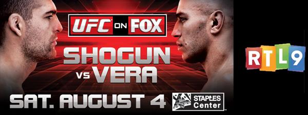 UFC on FOX 4 sur RTL9 dimanche soir à ne pas manquer!