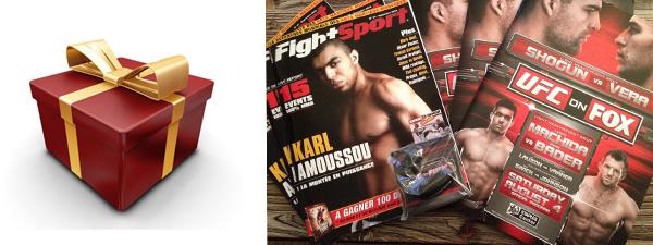 Jeu concours Globe-MMA de septembre : Les gagnants