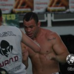 Stage Wanderlei Silva Avril 2005 Paris (7)